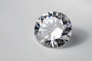遺骨ダイヤモンドイメージ画像