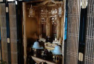 金仏壇イメージ画像