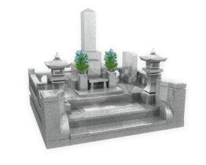 神道墓イメージ画像