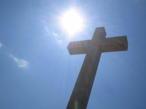 墓石十字架イメージ画像