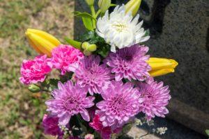お供え菊のイメージ画像