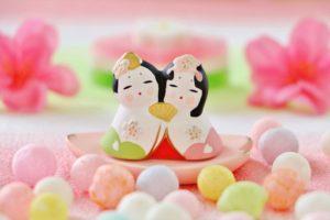 日本人形のイメージ画像