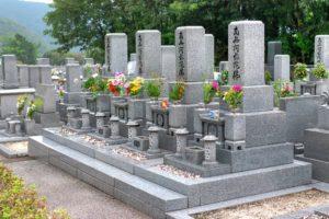 お墓・墓石イメージ画像